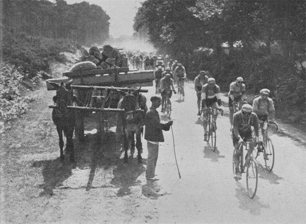 Tour de France historie